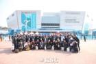 삼성중공업, 선주와 평창동계올림픽 경기 참관