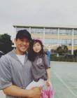 오지호, 딸 오서흔과 훈훈한 비주얼 뽐내… 김우리·조우종·인교진 딸들도 눈길