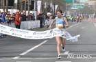 여자 육상 안슬기, 1만m 한국 신기록 갈아치웠다