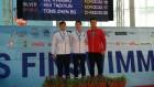 이관호 세계핀수영선수권 잠영 우승, 김태균과 0.01초 차에 메달색 바뀌었다