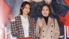 [S영상] 소녀시대 수영-신수지-재경-팬텀싱어 팀 등, '안나 카레니나 응원합니다' (안나 카레니나 시연회 포토월)