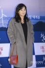 [S포토] 김선영, '영화 잘 보고 갈게요' (천화 VIP시사회)