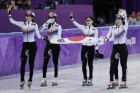 """[평창올림픽] 女쇼트트랙 3,000m 계주 통산 6번째 金… """"정상의 품격"""""""