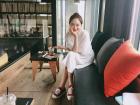 배우 표예진, 믿기지 않는 외모 셀카 업로드 ... '무결점 피부'