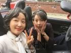 """리턴 박진희, 윤소이와 다정샷…""""미래일기 할매크러쉬"""""""
