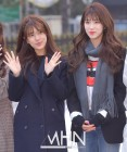 [MHN포토] 유닛G 양지원-지엔 '이른아침 넘치는 청순미'