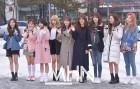 [MHN포토] 유닛G '행복한 출근길'