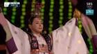 평창 올림픽 폐회식에서 이하늬가 선보인 '춘앵무'…꾀꼬리 모습 보고 만들어진 춤