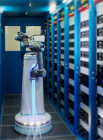 中 징둥파이낸스, 데이터센터용 순찰 로봇 발표