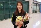 아픈 무릎으로 대표팀 부름에 답한 김도연