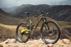 야생의 오지를 돌파하는 산악자전거 등장