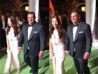 '에어아시아' 회장 결혼식 피로연 공개…미모의 한국인 신부 눈길