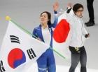 '숙명의 라이벌' 한국-일본-중국의 동계올림픽 레이스