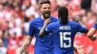 첼시, 사우샘프턴에 2-0 승...맨유와 FA컵 결승서 격돌