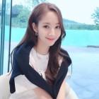 '박서준의 그녀' 박민영, 일상도 인형 미모