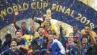 나이키, 프랑스와 함께 월드컵 트로피 번쩍