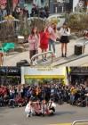 마틸다 세미-단아-해나-새별, 더유닛 'LAST DANCE' 및 완성도 높은 무대로 홍대 버스킹 성공적!