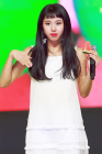 트와이스(TWICE) 채영, '앞머리가 귀여운 챙이'(쇼 챔피언)