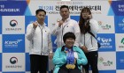 역도 강다민, 전국장애학생체전서 3관왕