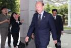 """""""여성 셋이 모이면 육X"""" 박경서 대한적십자사 회장 성희롱 논란"""