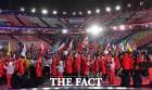 """""""굿바이 평창, 시 유 인 베이징"""" 평창 올림픽 17일 대장정 문을 닫다"""
