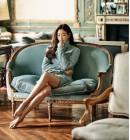 추락사고 김사랑, 2013년 박지성과 결혼설 루머에 당황
