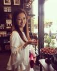 """추신수 아내 하원미, 아름다운 일상 공개…긴 생머리에 밝은 미소 """"너무 아름다워"""""""