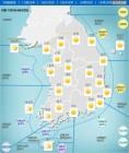 '오늘의 날씨' 전국 폭염 특보, 낮 최고 기온 33~35 '밤사이 열대야'...'미세먼지 농도, 보통'