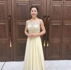 산후 다이어트의 상징 김지선, 46세에도 날씬한 몸매 유지