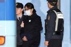 검찰 최순실 '최순실 국정농단' 1심 항소장 제출