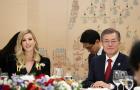 이방카 방한 이틀째… 미 정부, 대북제재 발표