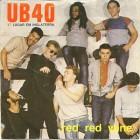UB40의 〈Red Red Wine〉 | [阿Q의 '비밥바 룰라'] 레게풍의 주당(酒黨) 찬가
