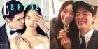 5월 결혼 앞둔 모델 부부 '김원중♥곽지영'의 달달한 커플 사진 7장