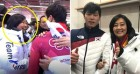 윤성빈과 인증샷 찍은 '특혜 논란' 박영선, 검찰에 고발됐다