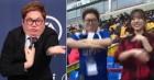 K리그 홍보 위해 아나운서와 '관제탑 댄스' 추는 BJ 감스트 영상
