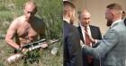 파이터 맥그리거 앞에서 갑자기 상냥해진 '불곰국 상남자' 푸틴