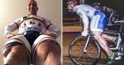세계 최고 타이틀 거머쥔 '사이클 선수'의 34인치 넘사벽 '헐크 허벅지'