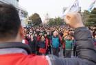 청소노조 파업 52일만에…동국대 '직접고용' 약속
