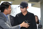 '강제추행' 혐의 이서원, 검찰조사 앞서 '묵묵부답'