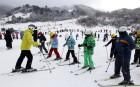 한국타이어 사원 자녀 스키캠프 개최