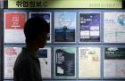 전국 최저 수준 충북 청년실업률 `미스테리'