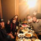 '나 혼자 산다' 박나래, 성훈·전현무·한헤진·이시언 등과 회식 인증샷…'화기애애'