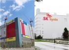 반도체라이벌 삼성·SK…글로벌 '파운드리' 공략