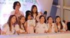 '팀 킴' 여자 컬링팀과 함께한 의성마늘햄캠프