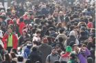 휴일 고속도로…25일 평창 동계올림픽 폐막, 강원권 고속도로 혼잡