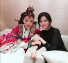 """박연경 아나운서, 류현진 아내 배지현과 친분 과시… """"우리 배지 잘살아"""""""