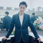 '프로듀스48' 이승기, 국민 프로듀서 대표의 패션은… 깔끔한 정장 스타일?