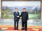 文대통령, 김정은 위원장과 판문점서 2차 정상회담