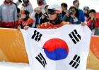 이상호, 스노보드 평행대회전 은메달
