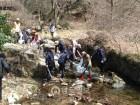 무등산 국립공원, 세계 물의 날 환경정화활동